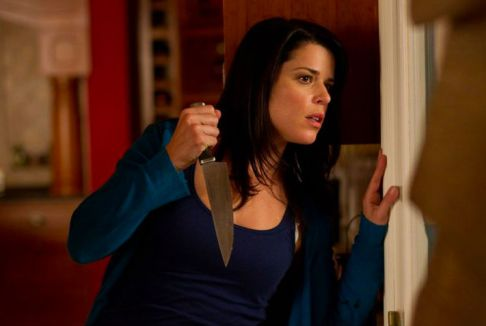 Scream 4 Neve Campbell