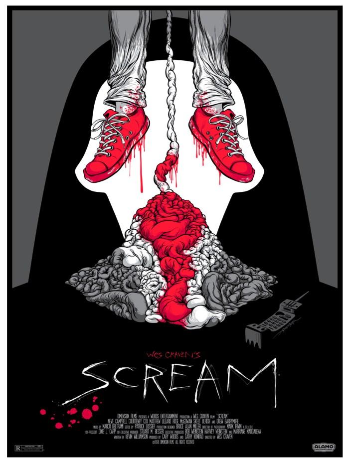 Alex Pardee - Scream