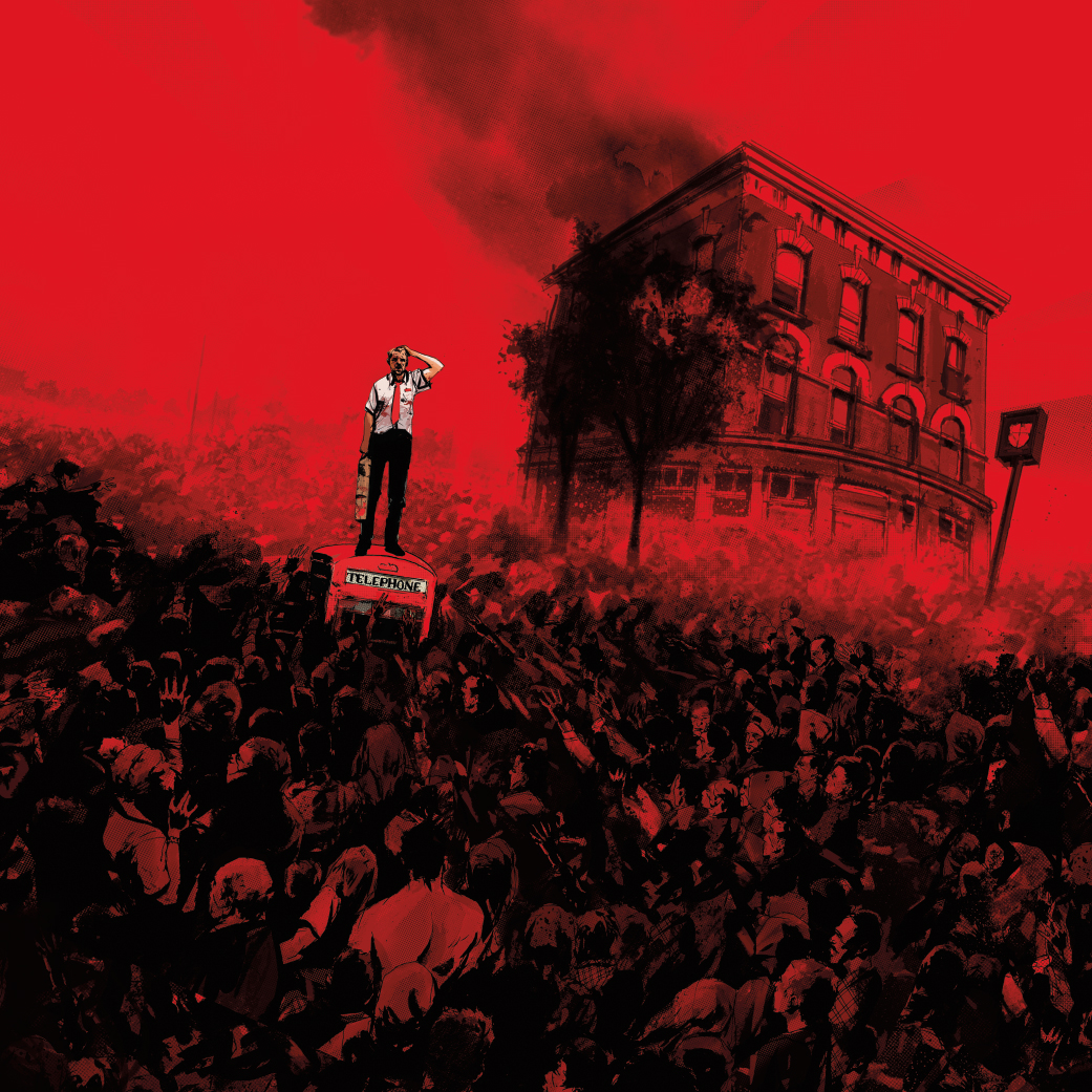 Mondo To Release Shaun Of The Dead Score For 1st Time Ever