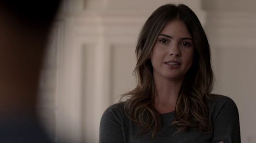 Shelley Hennig in Teen Wolf