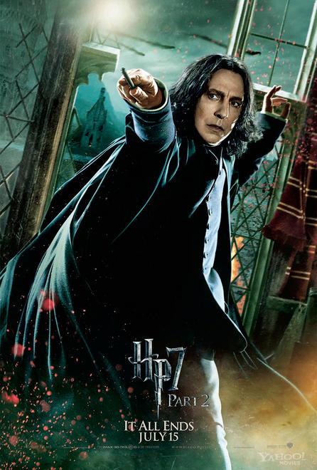 Snape Banner