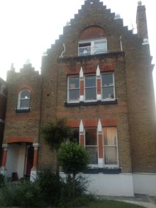 Spaced house