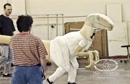 Stan Winston Raptor 2