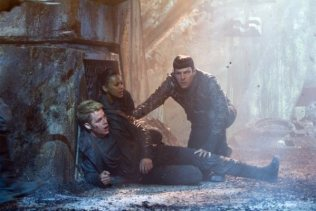 Star Trek Into Darkness - Kirk, Uhura, Spock