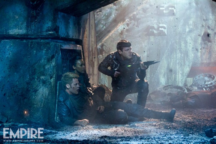 Star Trek Into Darkness rubble Empire