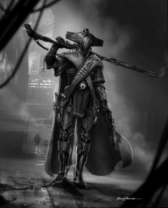 Star Wars 1313 Concept Art 5