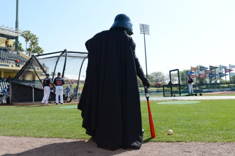 Star Wars-Atlanta Braves spring training (1)