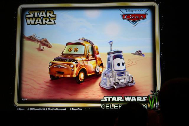 Star Wars Cars 5