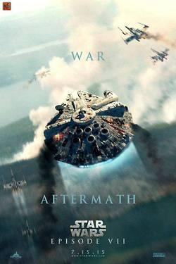 Star Wars Episode VII fan poster (4)