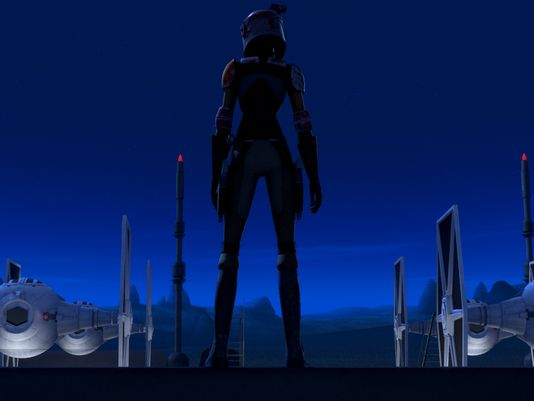 Star Wars Rebels (1)