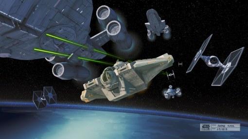 Star Wars Rebels - concept art 1