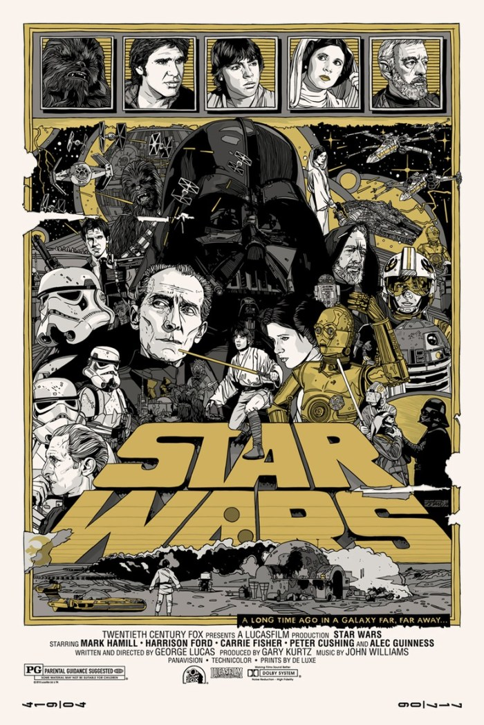 Tyler Stout Star Wars Variant