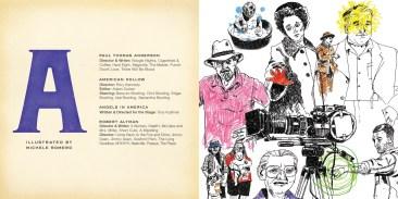 Sundance Film Festival A to Z book - page A