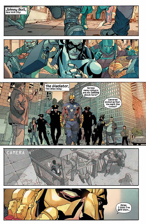 Supercrooks page 1
