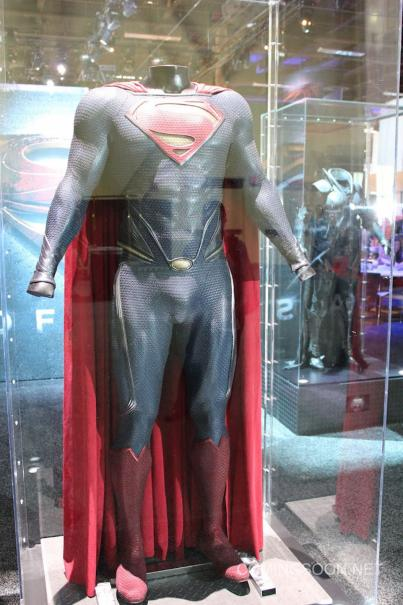 Superman Licensing Expo