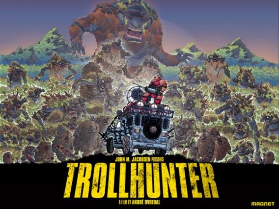 Troll Hunter quad