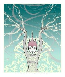 Tara McPherson - Ghostbusters Variant
