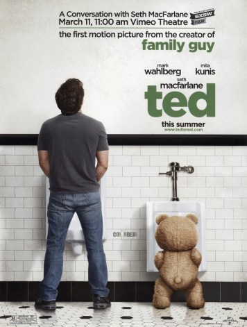 Ted Movie Poster (SXSW)
