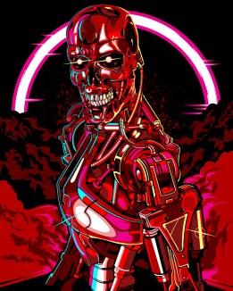 Terminator - Samuel Ho