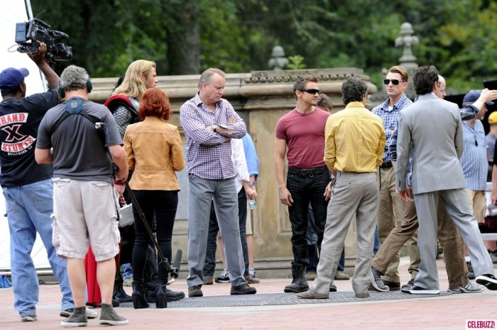 The Avengers Central Park 2