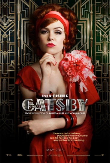 The Great Gatsby - Isla Fisher as Myrtle