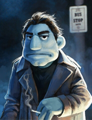 The Happytime Murders - Phil Phillips