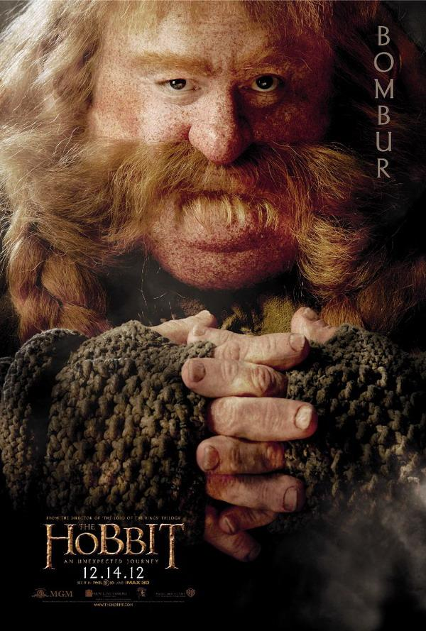 The Hobbit An Unexpected Journey - Bombur