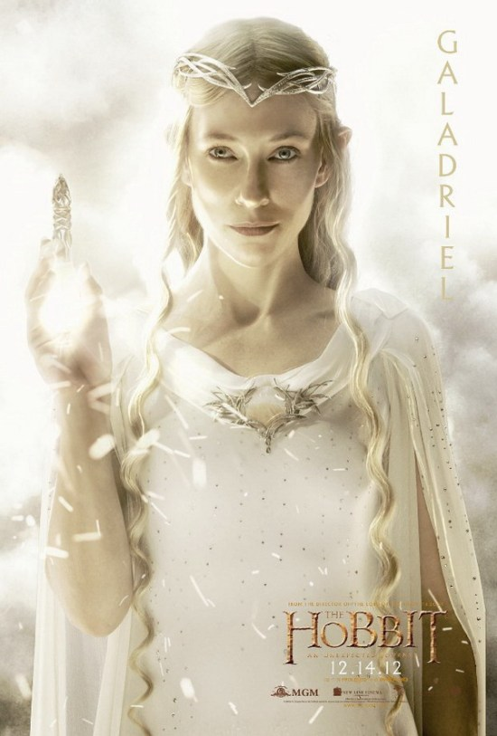 The Hobbit An Unexpected Journey - Galadriel