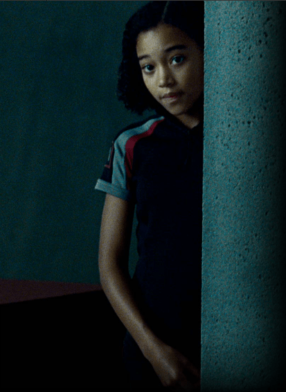 The Hunger Games - Amandla Stenberg as Rue