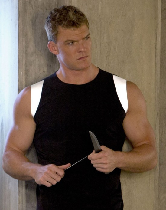 The Hunger Games Catching Fire - Alan Ritchson as Gloss