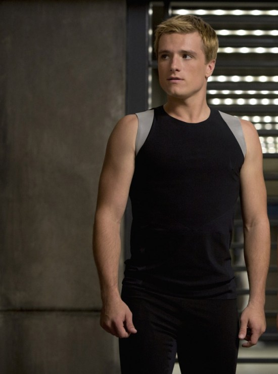 The Hunger Games Catching Fire - Josh Hutcherson as Peeta Mellark
