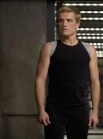 The Hunger Games Catching Fire - Josh Hutcherson as Peeta Mellark