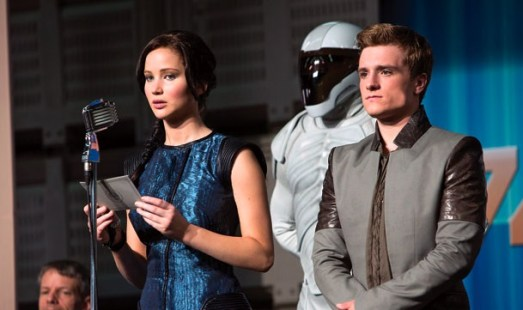 The Hunger Games Catching Fire - Katniss and Peeta header