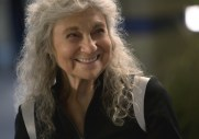 The Hunger Games Catching Fire - Lynn Cohen as Mags