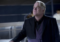 The Hunger Games Catching Fire - Philip Seymour Hoffman as Plutarch Heavensbee