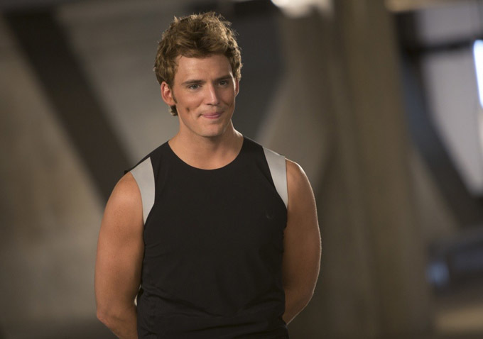 The Hunger Games Catching Fire - Sam Claflin as Finnick Odair