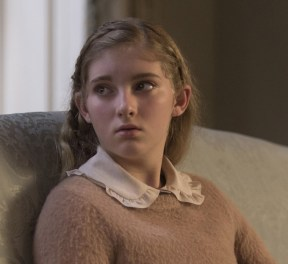 The Hunger Games Catching Fire - Willow Shields as Primrose Everdeen
