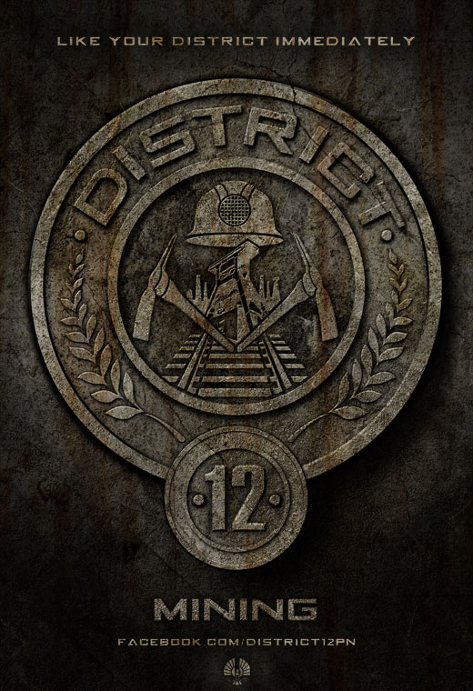The Hunger Games - District 12