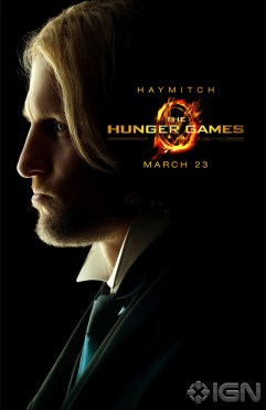 The Hunger Games - Haymitch