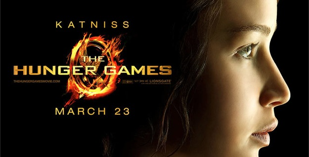 The Hunger Games Header Image
