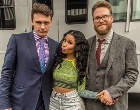 The Interview Skylark Tonight MTV Special Nicki Minaj