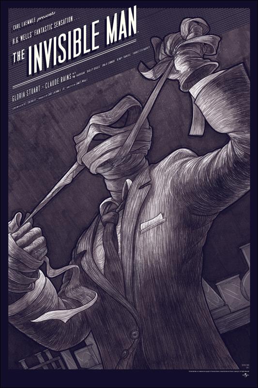 The Invisible Man - Tong