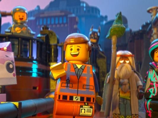 The Lego Movie (3)