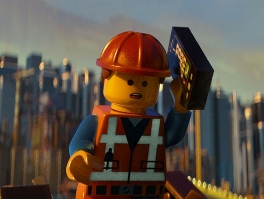 The Lego Movie - Emmet (Chris Pratt)