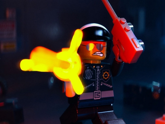 The Lego Movie - Good Cop Bad Cop (Liam Neeson)