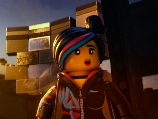 The Lego Movie - Wyldstyle (Elizabeth Banks)