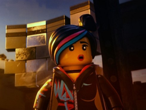 The Lego Movie - Wyldstyle (Elizabeth Banks)