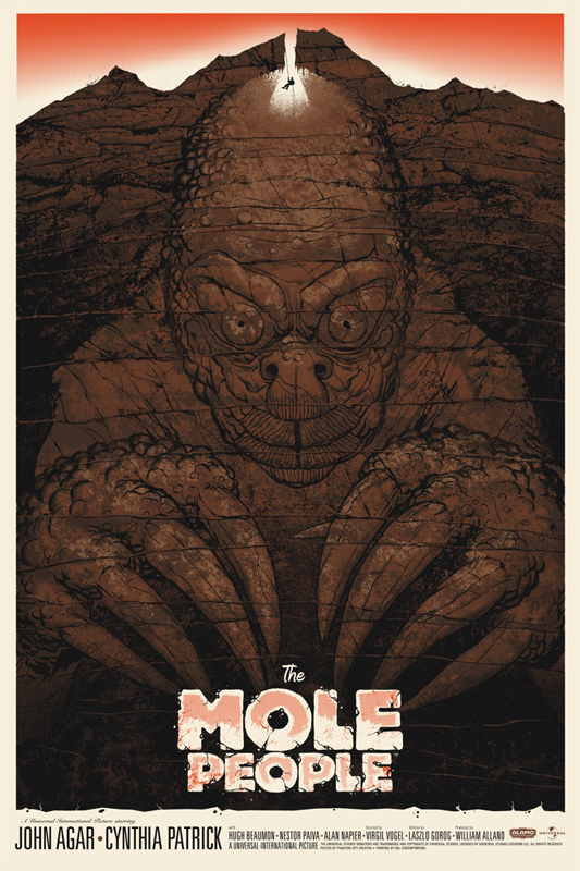 The Mole People - Phantom City Creative