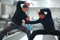 The Raid 2 kitchen