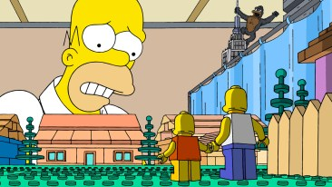 The Simpsons Lego Episode
